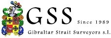 GS Surveyors | Marine Surveyors, preloading survey, bunker Logo